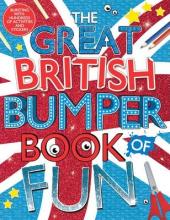 The Great British. Bumper Book of Fun - фото обкладинки книги