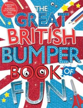 The Great British. Bumper Book of Fun - фото книги
