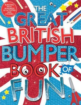 The Great British. Bumper Book of Fun - фото книги