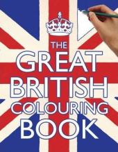 The Great British. Colouring Book - фото обкладинки книги