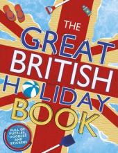 The Great British. Holiday Book - фото обкладинки книги