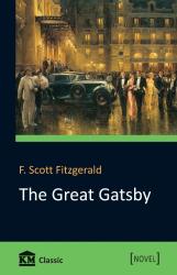 The Great Gatsby - фото обкладинки книги