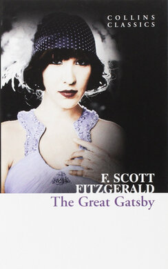 The Great Gatsby - фото книги