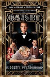 The Great Gatsby. Official Film Edition. Including an Interview with Director Baz Luhrmann - фото обкладинки книги