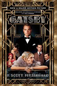 The Great Gatsby. Official Film Edition. Including an Interview with Director Baz Luhrmann - фото книги