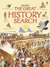 The Great History Search - фото обкладинки книги