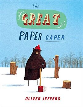The Great Paper Caper - фото книги