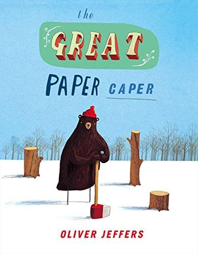 Книга The Great Paper Caper