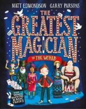 The Greatest Magician in the World - фото обкладинки книги