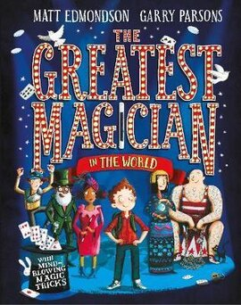 Книга The Greatest Magician in the World