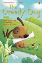The Greedy Dog - фото обкладинки книги