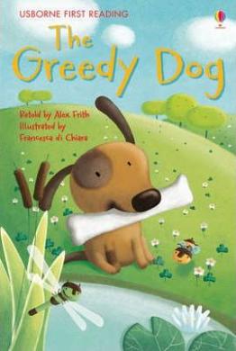 The Greedy Dog - фото книги