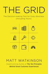 The Grid: Decision-Making Tool for Every Business - фото обкладинки книги