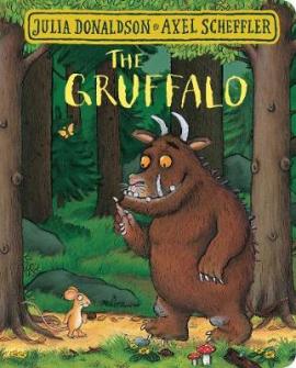 The Gruffalo - фото книги