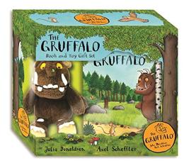 The Gruffalo: Book and Toy Gift Set - фото книги