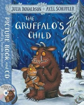 The Gruffalo's Child : Book and CD Pack - фото книги