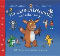 Книга The Gruffalo's Child Song and Other Songs