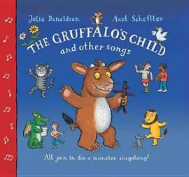 The Gruffalo's Child Song and Other Songs - фото книги