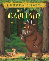 The GruffaloPaperback - фото обкладинки книги
