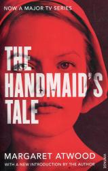 The Handmaid's Tale - фото обкладинки книги