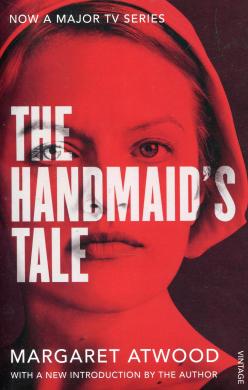 The Handmaid's Tale - фото книги