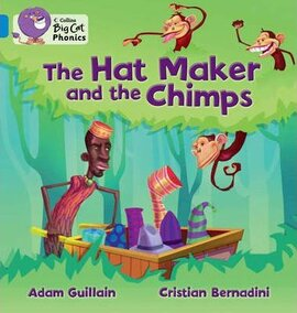 Книга The Hat Maker and the Chimps