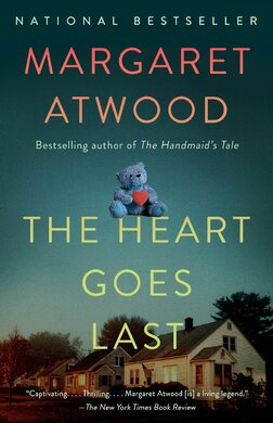 The Heart Goes Last - фото книги