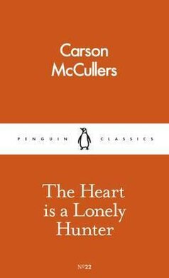 Книга The Heart is a Lonely Hunter