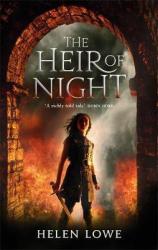 The Heir Of Night : The Wall of Night: Book One - фото обкладинки книги