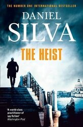 The Heist - фото обкладинки книги