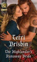 The Highlander's Runaway Bride - фото обкладинки книги