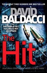 The Hit. Will Robie. Book 2 - фото обкладинки книги