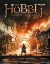 The Hobbit : The Battle of the Five Armies - Movie Storybook - фото обкладинки книги