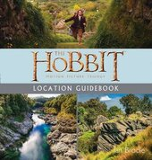Книга The Hobbit Trilogy Location Guidebook