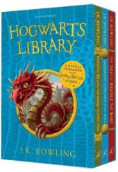 The Hogwarts Library Box Set - фото обкладинки книги