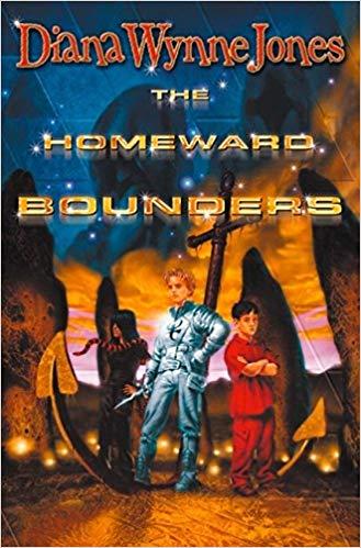 Книга The Homeward Bounders