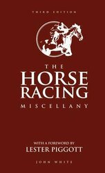 The Horse Racing Miscellany - фото обкладинки книги