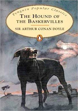 The Hound of the Baskervilles - фото книги