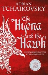 The Hyena and the Hawk - фото обкладинки книги