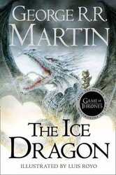 The Ice Dragon - фото обкладинки книги