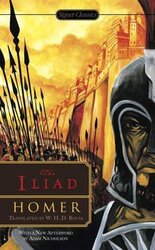 Книга The Iliad