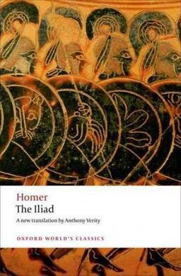 The Iliad - фото книги