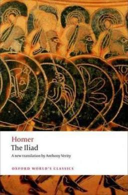 Книга The Iliad