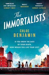 The Immortalists - фото обкладинки книги