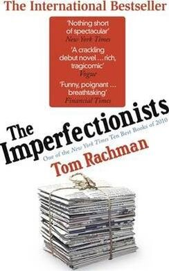 The Imperfectionists - фото книги