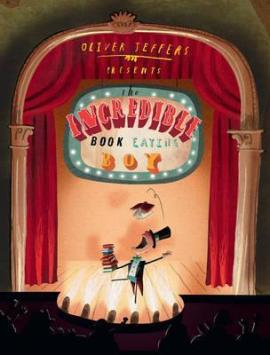 Книга The Incredible Book Eating Boy