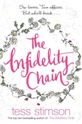 The Infidelity Chain - фото обкладинки книги