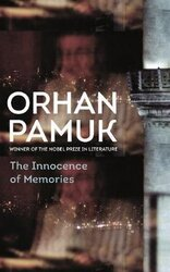 The Innocence of Memories - фото обкладинки книги