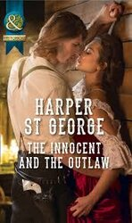 The Innocent and the Outlaw - фото обкладинки книги