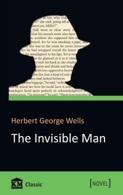 The Invisible Man - фото книги